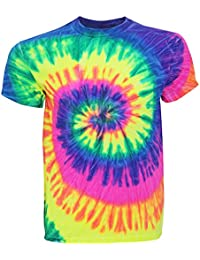 850bae448d2196 Amazon.fr   Tie Dye Shirt   Vêtements