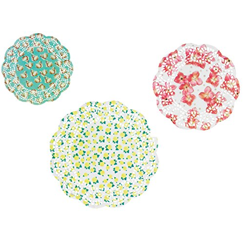 Talking Tables Pastries & Pearls Doilies (Perlen Doily)
