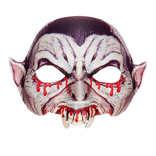 Widmann 05703 Maske Vampir, One -