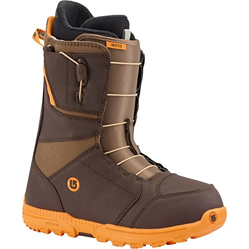 Burton Herren Snowboard Boots Moto, brown/orange, 9, 10436102210