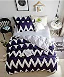 Magnetic Shadow Queen Size AC Comforter Set Duvet Set with Bedsheet and 2