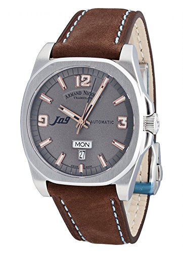 Armand Nicolet - Men's Watch - 9650A-GS-P865MZ2