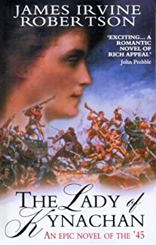 Lady Of Kynachan by [Robertson, James Irvine]