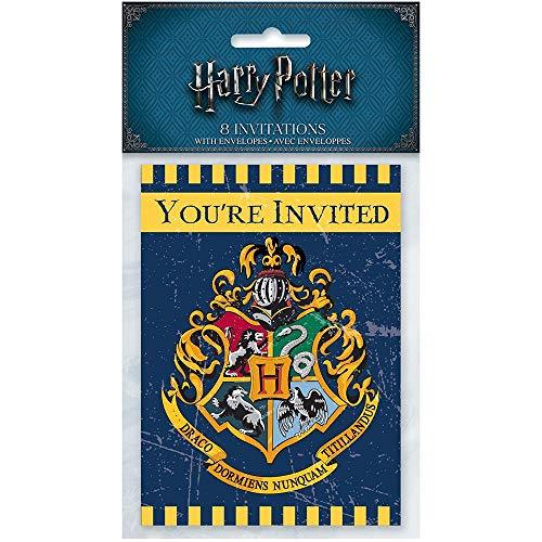 51ySEiAAjJL - Suministros de fiesta de Harry Potter