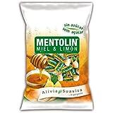 Mentolín Miel & Mentol Caramelo Balsámico sin Azúcar - 1000 gr