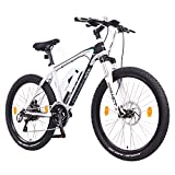 NCM Prague+ 36V, 26' Zoll E-MTB, Mountainbike...