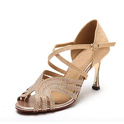 Miyoopark - Ballroom donna Nude-8.5cm Heel