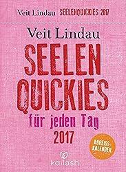 Seelen-Quickies für jeden Tag: Abreißkalender 2017