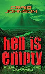 Hell Is Empty Signed 1ST Edition