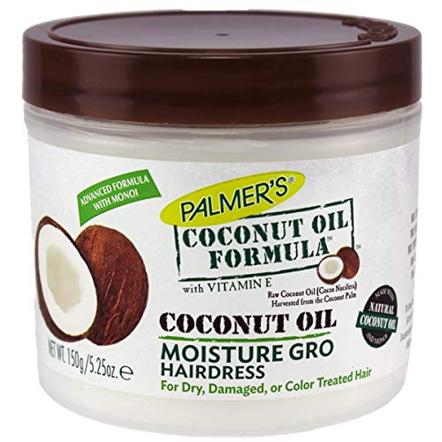 Palmers Coconut (Palmer's Coconut Oil Formula with Vit. E Moisture Gro 150g Shining Hairdress)