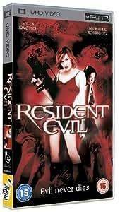 Resident Evil [UMD Universal Media Disc] [UK Import]
