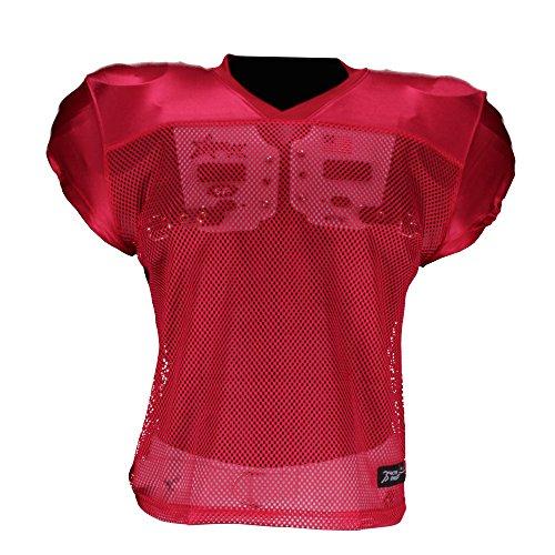 Active Athletics American Football Trainingsshirt rot S/M