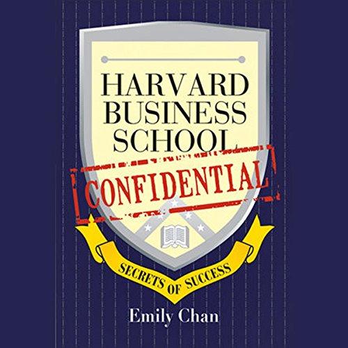 Harvard Business School Confidential  Audiolibri