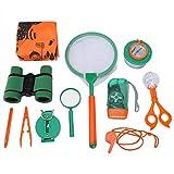 Kinder Outdoor Abenteuer Spielzeug Set Insekten Beobachtung Capture Set 10 Sätze Für Kinder Outdoor Camping, Wandern, Abenteuer, etc.