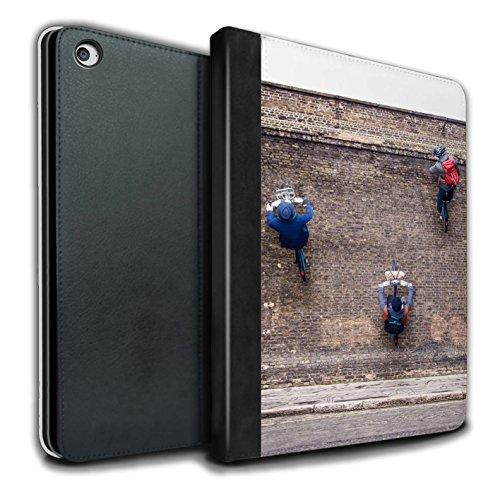 STUFF4 PU-Leder Hülle/Case/Brieftasche für Apple iPad Air 2 tablet / Ersten Gang Muster / Vorstellen Kollektion (Firstgear Leder)