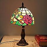 TOYM UK-Europäischen Stil Garten-Bar Tischlampe Schlafzimmer Nachttischlampen kleine Tischlampe