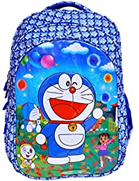 OKJI 18 Inches School Bag For Kids - Suitable For Class - 1st To 5th