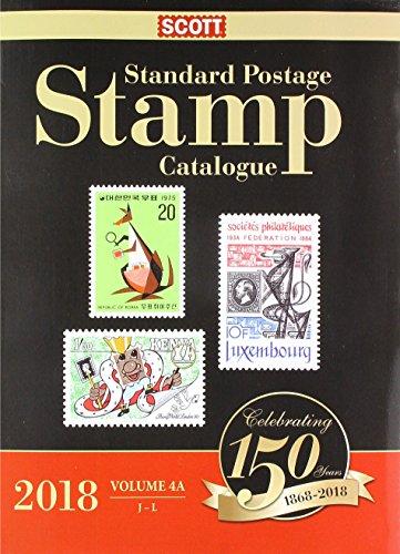PDF 4A 4B: Scott 2018 Standard Postage Stamp Catalogue