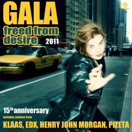 Freed From Desire (Klaas Club Mix)