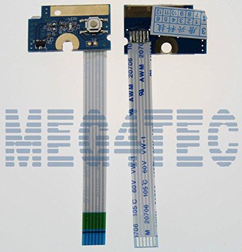 HP G42G56G62G72Compaq CQ42CQ56CQ62CQ72Power Switch Button Board Band