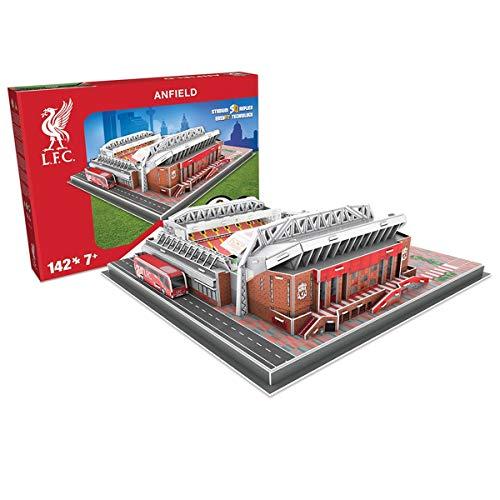 Paul Lamond Schlachtschiff Liverpool FC Anfield Stadium 3D Puzzle