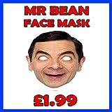 Máscara de Mr Bean
