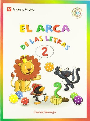 El Arca De Las Letras 2. Letras M, L, S, P. (La Espiral de Las letras) - 9788468206684