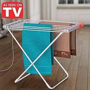tivedointv tendoir linge lectrique faible consommation d 39 nergiepliable et refermable ne. Black Bedroom Furniture Sets. Home Design Ideas