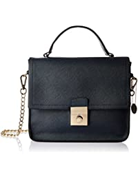 Lino Perros Women's Handbag (Blue) - B072BPDBQZ