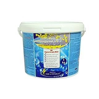 AQUA CLEAN PUR Geschirrpulver mit Express-Formel 5kg Zitrusduft !!!Neu jetzt mit Salzfunktion!!!