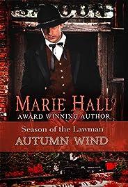 Autumn Wind (Season of the Lawman Book 2) (English Edition)