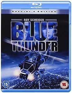 Blue Thunder [Blu-ray] [Import anglais]