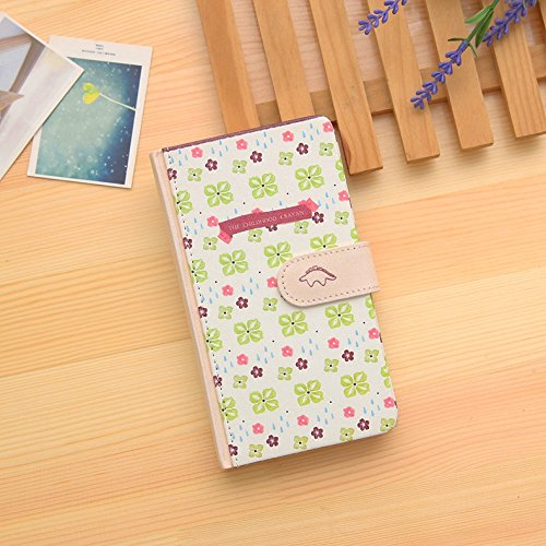 WRITIME Notizbuch 48K Braun Crayon Hartkopie magnetischen Abzug Notebook Tagebuch Notebook