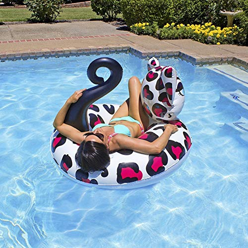 riesigen aufblasbaren Pool, Schwimmrohr, Schwimmring, Pool Spielzeug Wasserbett, Erwachsene Kinder ()