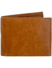 Laurels Genuine Leather Tan Color Formal Men's Wallet