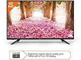Micromax 108 cm (43 inches) Full HD LED TV 43A9181FHD/43Z7550FHD/43Z9550FHD/ 43GR550FHD/43V8550FHD (Black) (2017 model)