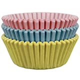 PME Pastel Paper Baking Cases for Cupcakes, Standard Size, Pack of 60