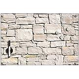Zeller 11653 Memobord Stone, Glas