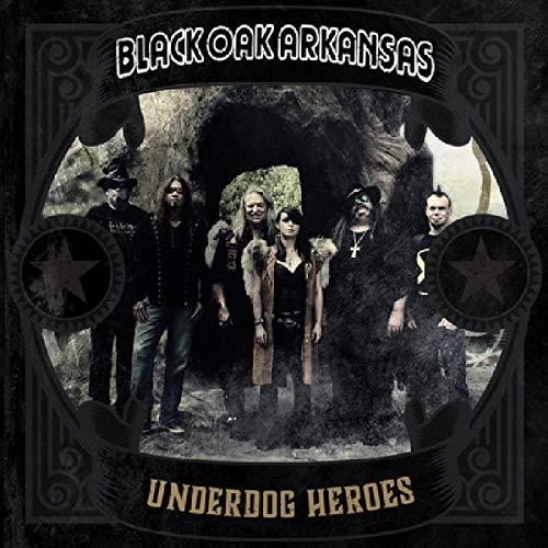 Underdog Heroes [Vinyl LP] - Arkansas Vinyl