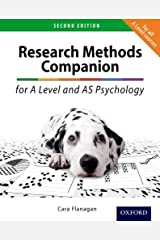 The Research Methods Companion for A Level Psychology (Complete Companion Psychology) Paperback