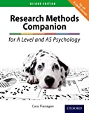 The Research Methods Companion for A Level Psychology (Complete Companion Psychology)