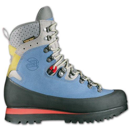 Hanwag Super Fly GTX, Gore-Tex® Gleitschirm-, Trekking- und Bergschuhe, Unisex, Farbe alpin, Größe EU 47 (UK 12)