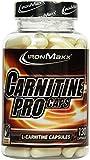 Ironmaxx L-Carnitine Pro 130 Kapseln, 1er Pack (1 x 114 g)