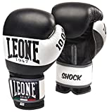 Leone 1947 Shock Gloves, Black, 16 Oz