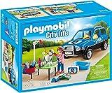 Playmobil - Toiletteuse avec véhicule - 9278...