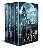 Samantha Moon Fatalis: Including Books 11, 12, 13, and 14 in the Vampire for Hire Series (English Edition)