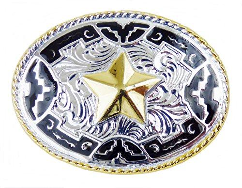 795214fe8e8ba5 Gürtelschnalle Buckle Gürtelschließe Lone Star Texas für Wechselgürtel