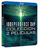 Pack Independence Day 1+2 Black Metal Edition Blu-Ray [Blu-ray]