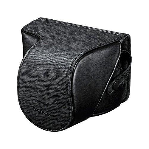 Sony LCS-EJC3 gepolsterte Tasche (geeignet für Alpha-Serie, 6000, 6300, 5000, 5100, NEX-3, NEX-5, NEX-6, NEX-7)