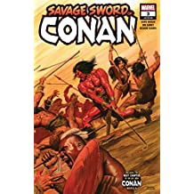 Savage Sword Of Conan (2019-) #3 (English Edition)